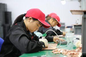 Albright China Brazing