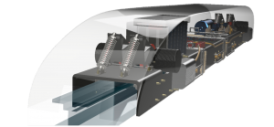 Hyperloop Pod Internal
