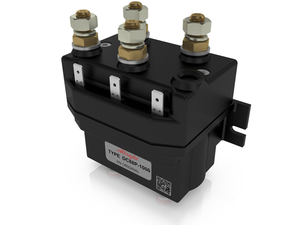 D.C. Contactors and Disconnect Switches - Albright