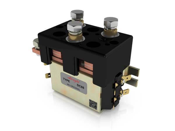 Albright DC88 Contactor for Motor Reversing