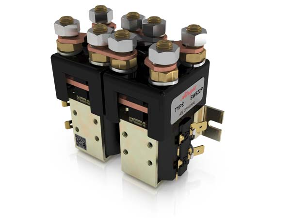 Albright SW822 Contactor for Motor Reversing